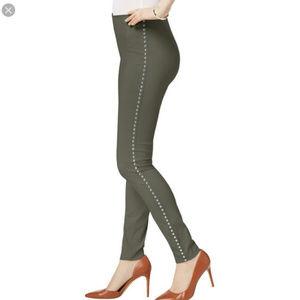 🌸SALE🌸INC NWT Studded Mid Rise Skinny Leggings